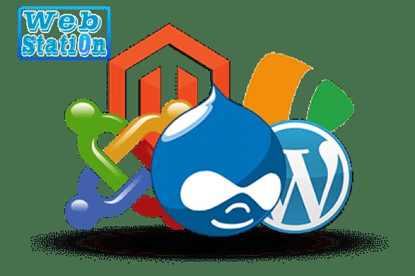 Най-използваните CMS системи за уеб сайтове